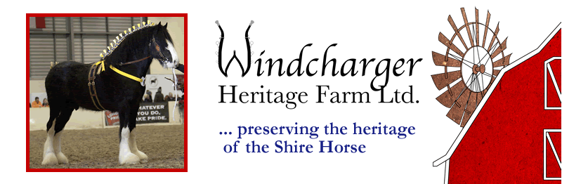Windcharger Heritage Farm Ltd.